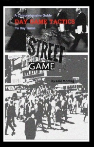 Street Game Day Game Tactics PUA Book