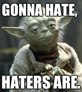 Pick up artist haters-yoda meme picture